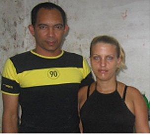 Darsis+Ferrer+y+su+esposa