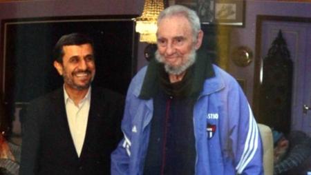 Ahmadinejadfidelcastro