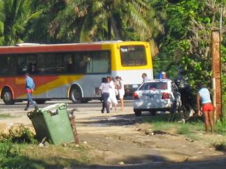 Damas de Blanco son detenidas en San Miguel del Padrón