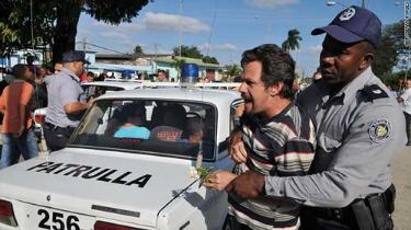 Cuba-arrests